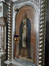 Икона прп. Серафима Саровского