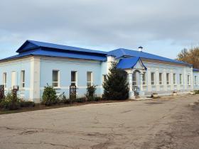 Игуменский корпус - осень 2019