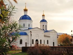 Феодоровский храм - осень 2019 год